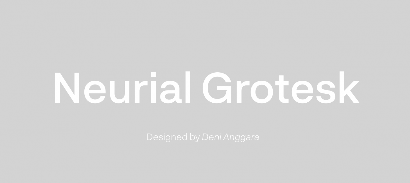 Neurial Grotesk styles | Indian Type Foundry