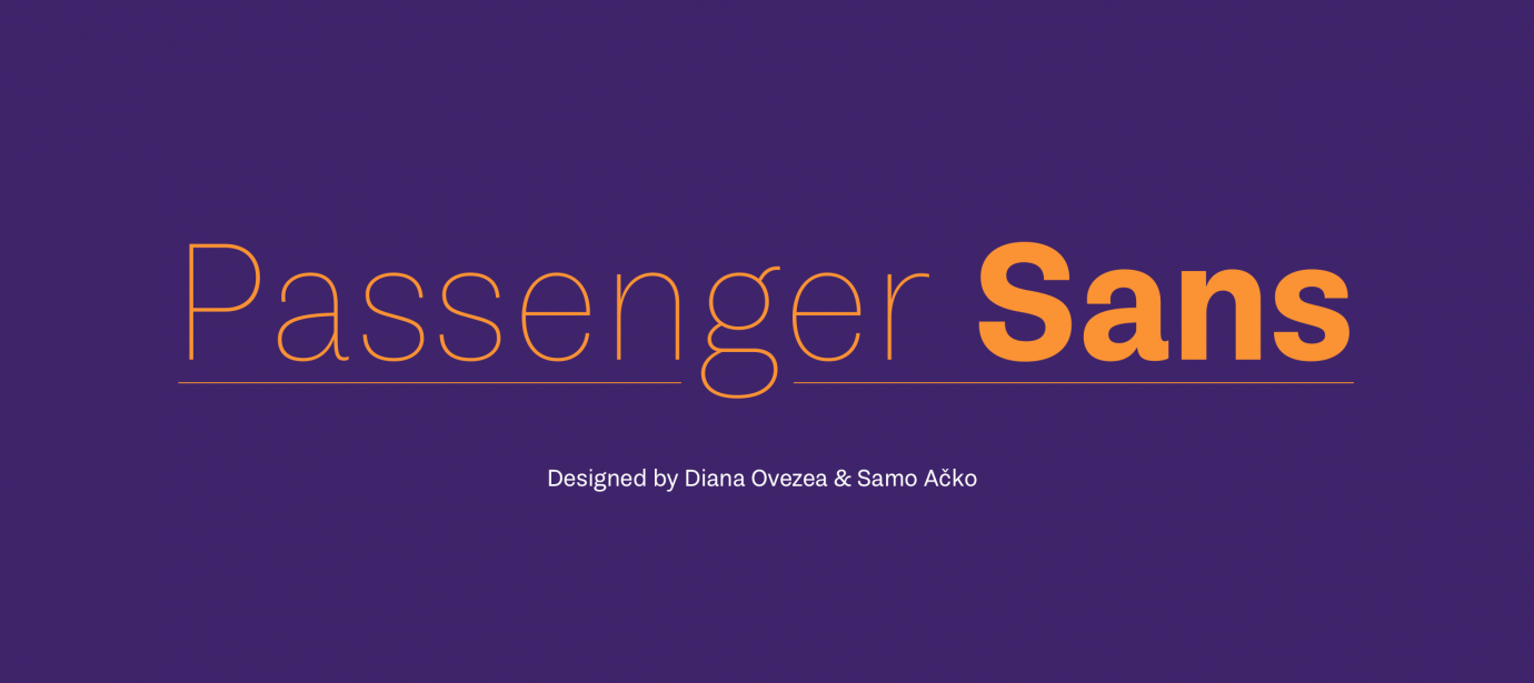 Passenger Sans styles | Indian Type Foundry